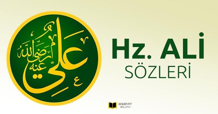 Hz-Ali-Sözleri-ve-Öğüt-Veren-Mesajları
