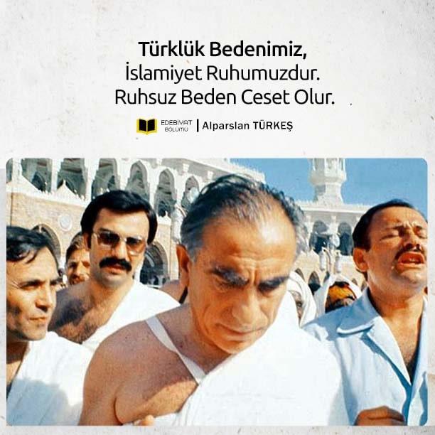 Başbuğ-Türkeş-İslamiyet-Sözü