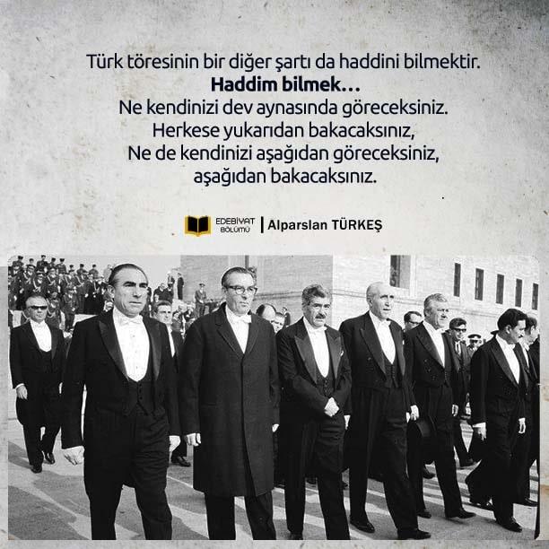 Başbuğ-Türkeş-Türk-Töresi-Sözü