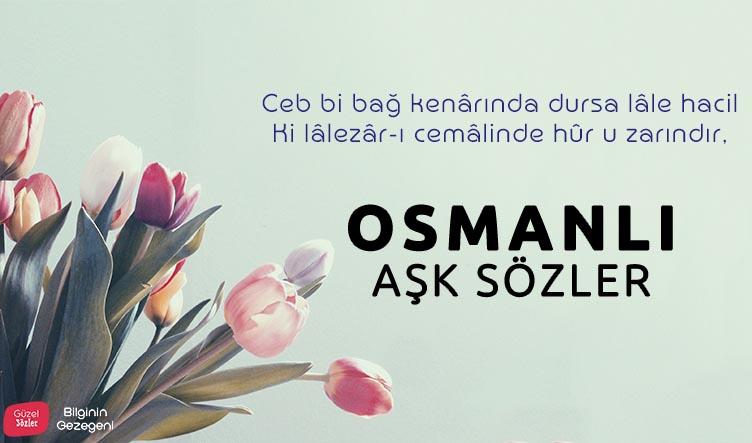 Osmanlı-Aşk-Sözleri