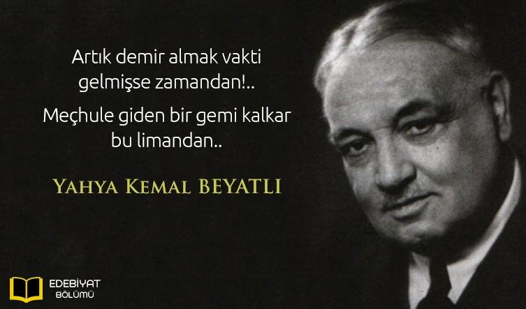 Yahya-Kemal-Beyatlı-Sözleri-ve-Resimli-Kısa-Mesajları-Alıntıları