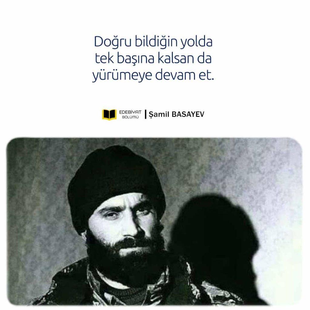 Şamil-Basayev-Doğruluk-Sözleri