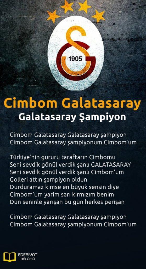 Cimbom-galatasaray-galatasaray-şampiyon-sözleri