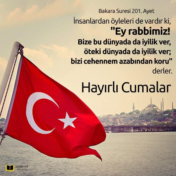 Türk-Bayraklı-Cuma-Mesajları-İstanbul