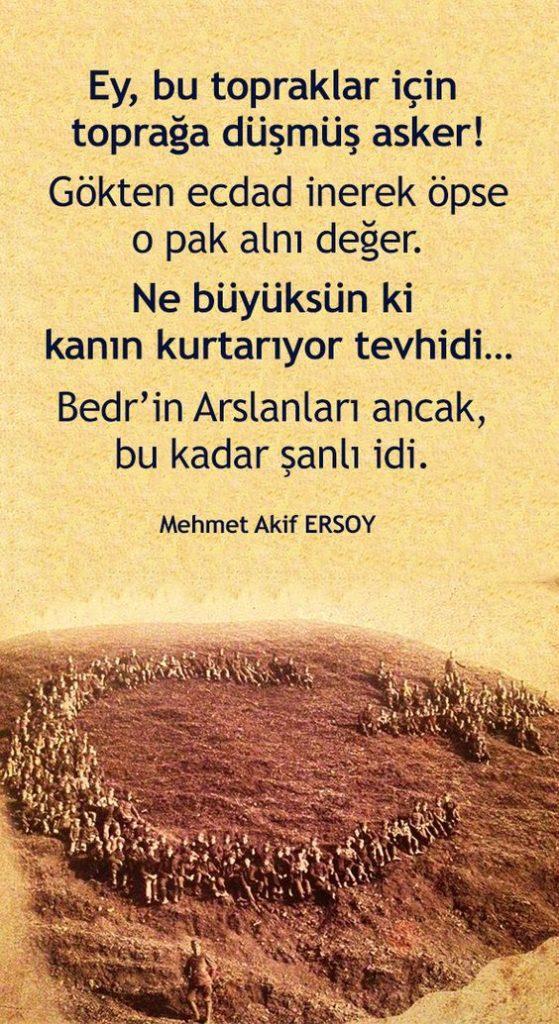 Aziz-Şehitlerimizle-İlgli-Vatan-Sözleri-Mehmet-Akif