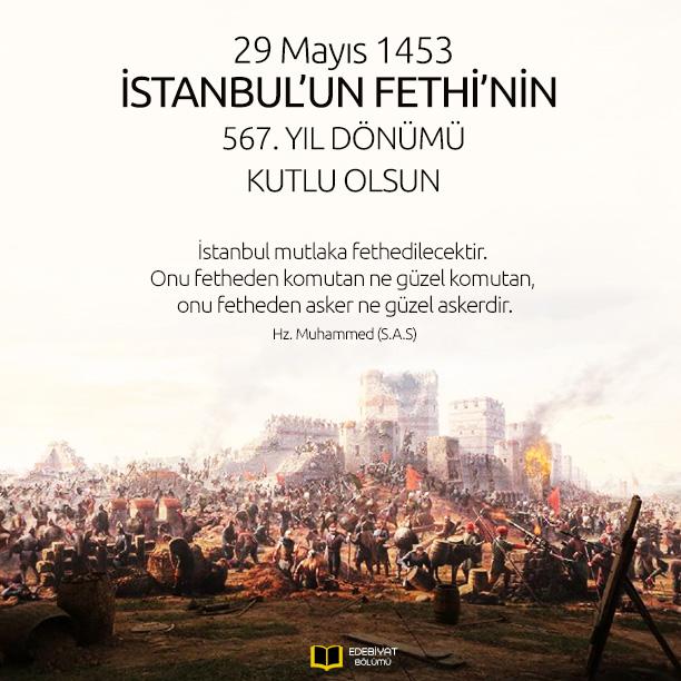 İstanbul-Fetih-Sözleri