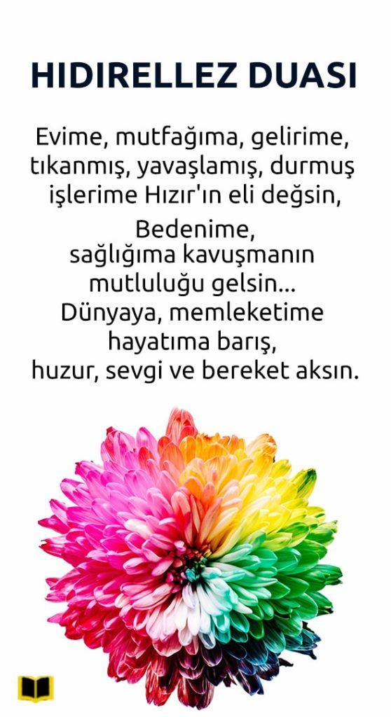 Hıdırellez-Duası