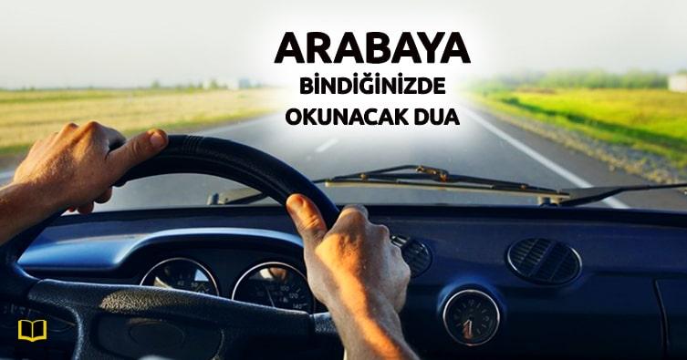 Araç-Duası-Arabaya-Bindiğinizde-Okunacak-Dua